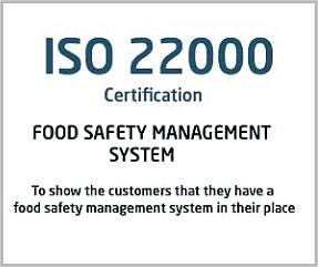 ISO 22000 Certification United Kingdom