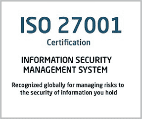 ISO 27001 Certification United Kingdom