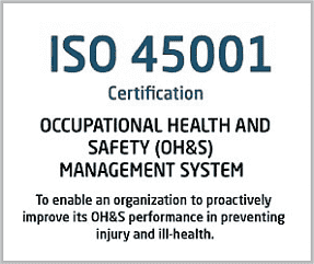 ISO 45001 Certification United Kingdom