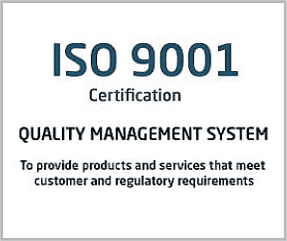 ISO 9001 Certification United Kingdom