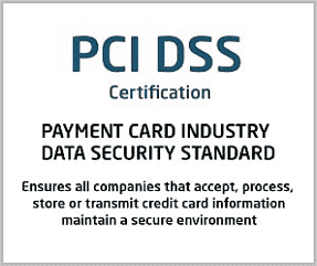 PCIDSS Certification United Kingdom